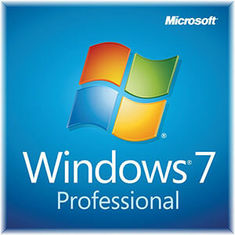 China Windows 7 Pro OEM Key Code 64 Bit DVD Free Download fournisseur