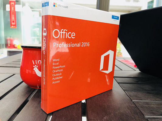China Microsoft Office 2016 Pro plus Schlüsselkleinprodukt-Kasten - PKC-Office Professional plus Schlüssel 2016 fournisseur