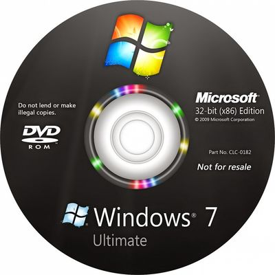 China Volle Versions-Windows 7 entscheidendes Bit Soem-Schlüssel-64 Betriebssystem-DVD/CD usine