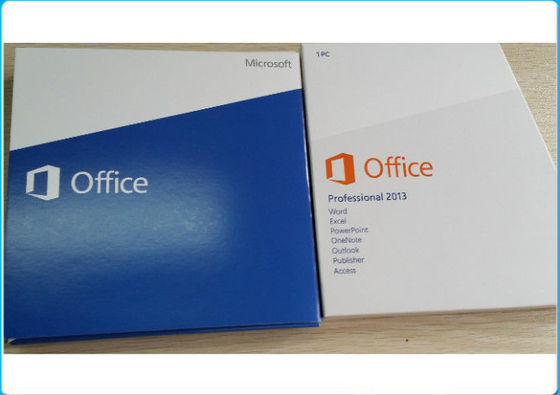 China Fachmann-Produkt-Schlüssel Microsoft Offices 2013/Kleinpaket 1 installieren Download-Version distributeur